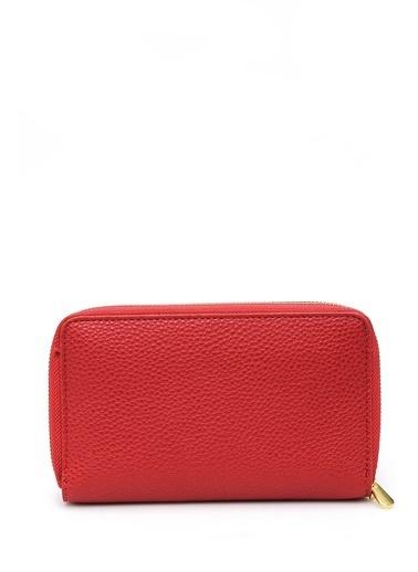 Derimod Kadın Cüzdan(33250) Trend Kırmızı